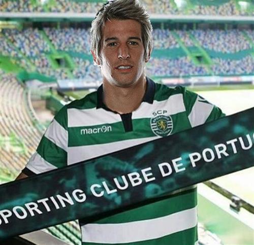 Fabio Coentrao - Sporting