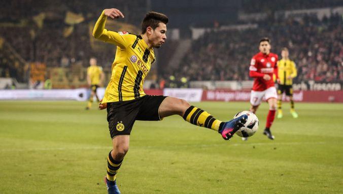 Raphael Guerreiro - Dortmund